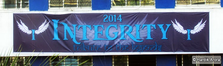 Vartak Integrity 2014 - Building Wide Banner